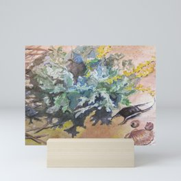 Seaweed Mini Art Print