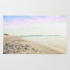 Sand, Sea and Sky - Relaxing Summertime Rug