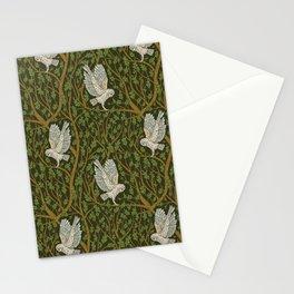 Art Owls 1 Larger Pattern Stationery Cards