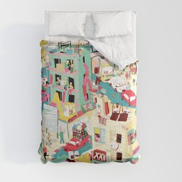 Ungeheuerlich Tel-Aviv Comforters