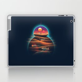 Droid-land Laptop & iPad Skin