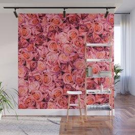 RosePink Wall Mural