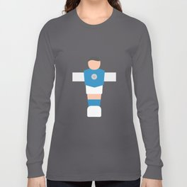 #79 Foosball Long Sleeve T-shirt