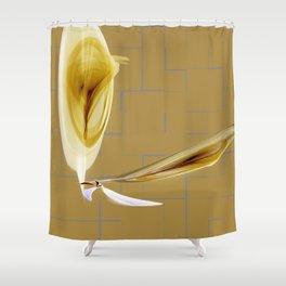 Pillow L90 Shower Curtain