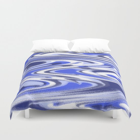 Love Ripple  Duvet Cover