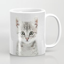 Kitten - Colorful Coffee Mug