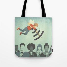 Angels of Love 2.0 Tote Bag