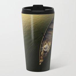 Toward the Golden Sun Travel Mug