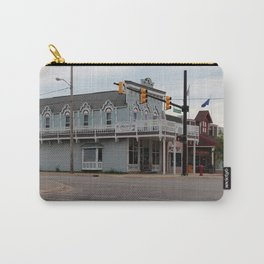 Grayling Michigan Downtown II Carry-All Pouch