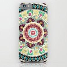 Sloth Yoga Medallion Slim Case iPhone 6