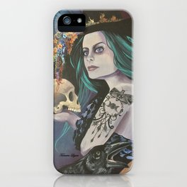 Something Wicked iPhone Case