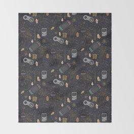 Gamer Witch Starter Kit Throw Blanket