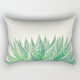Lace Aloe Rectangular Pillow