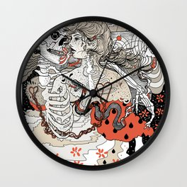 Just Animals Wall Clock