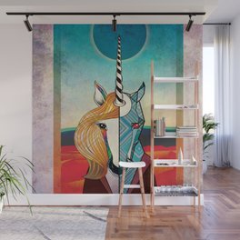 The Unicorn Wall Mural
