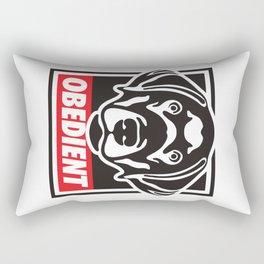 Good Dog Rectangular Pillow