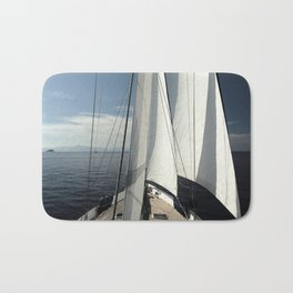 sailing Bath Mat