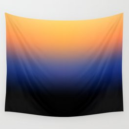 Sunset Gradient 6 Wall Tapestry