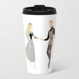 Aurora and Philip Travel Mug