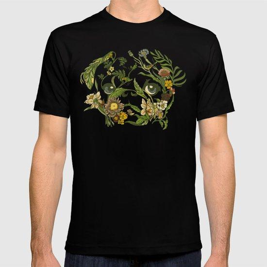 Botanical Pug T-shirt