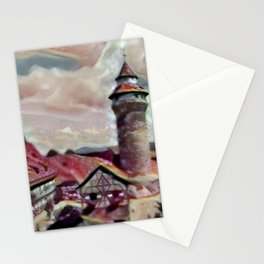 Nuremberg Castle Stationery Cards