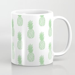 Mint Pineapple Coffee Mug