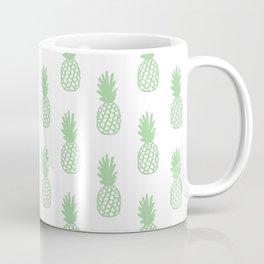 Mint Pineapple Coffee Mug