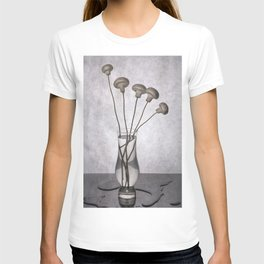 "Still life ""Bouquet of mushrooms"" T-shirt"