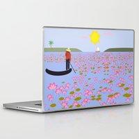 vietnam Laptop & iPad Skins featuring Vietnam by Design4u Studio
