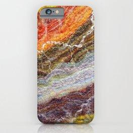 Sheer Fashion - Citrine I iPhone Case