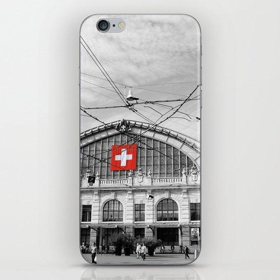 Swiss Flag iPhone & iPod Skin
