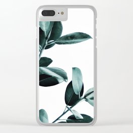 Natural obsession Clear iPhone Case