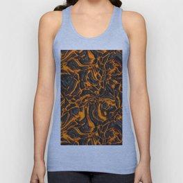 lava texture pattern Unisex Tank Top