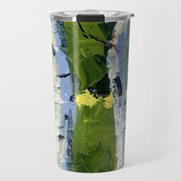 Aspens - Catching the Light Travel Mug