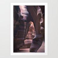 Upper Antelope Canyon-0441 Art Print