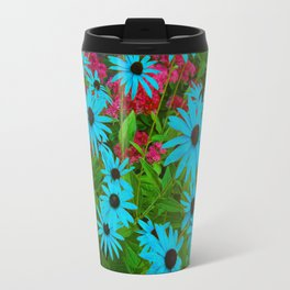 Wildflower Beauty Travel Mug