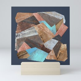 Geometrias 2 Mini Art Print
