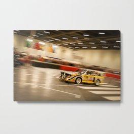 Stig Blomqvist Audi Quattro S1 Metal Print