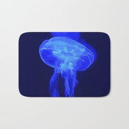 Blue Jelly Bath Mat