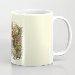 The Cottontail and the Katydid Coffee Mug