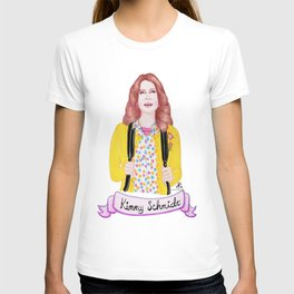 Unbreakable Kimmy Schmidt - Ellie Kemper T-shirt