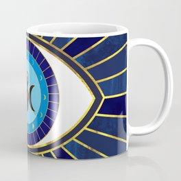 Mother Goddess with Evil Eye Coffee Mug