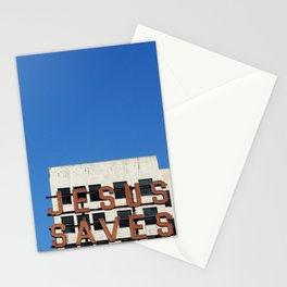 Look Above Stationery Cards