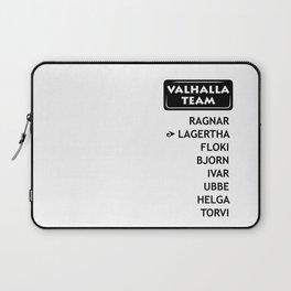 team Lagetha Laptop Sleeve