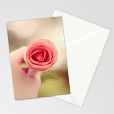 Sweet Rose Stationery Cards