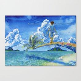 Tio Canvas Print