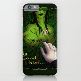 Viktoria My good Thief Garrett iPhone Case
