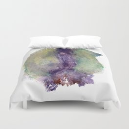 Remedy Sky's Vagina Monotype Duvet Cover