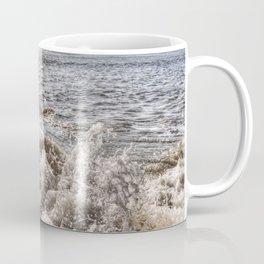 Breaking Waves Coffee Mug