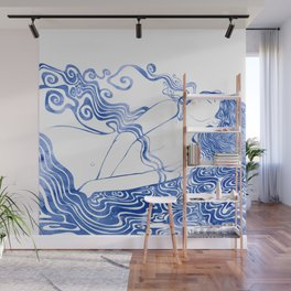 Water Nymph LXVII Wall Mural